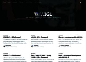 blog.lwjgl.org