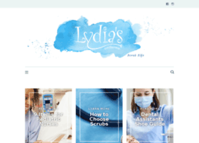 blog.lydiasuniforms.com