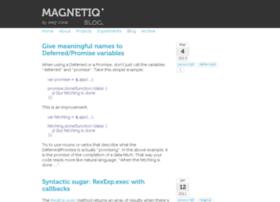 blog.magnetiq.com
