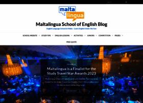 Blog.maltalingua.com