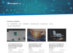 blog.managed.com