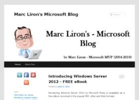 blog.marcliron.com