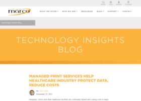 blog.marconet.com