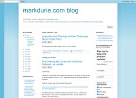 blog.markdurie.com