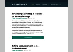 blog.martinfjordvald.com