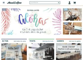 blog.maxicoffee.com