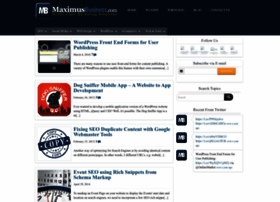 blog.maximusbusiness.com
