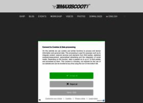 blog.maxiscoot.com