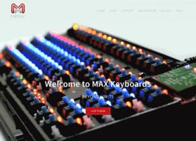 blog.maxkeyboard.com