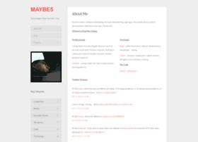 blog.maybe5.com
