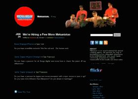 blog.mekanism.com