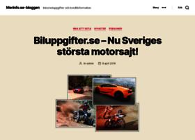 blog.merinfo.se