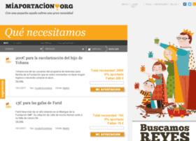 blog.miaportacion.org