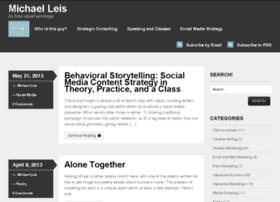 blog.michaelleis.com