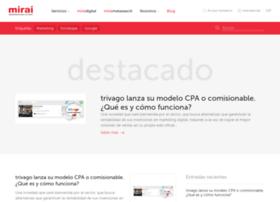 blog.miraiespana.com