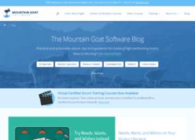 blog.mountaingoatsoftware.com