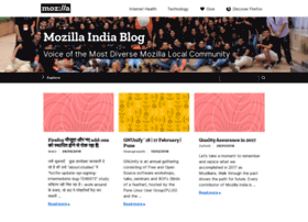 blog.mozillaindia.org