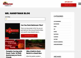 blog.mrhandyman.com