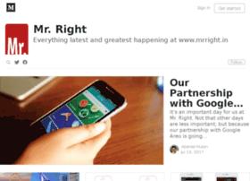 blog.mrright.in