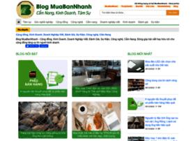 blog.muabannhanh.com