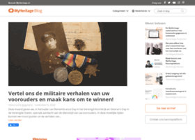 blog.myheritage.nl