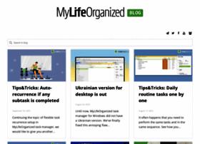 blog.mylifeorganized.net