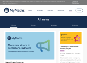 blog.mymaths.co.uk