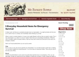 blog.mypatriotsupply.com