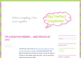 blog.myperfectdaydream.com