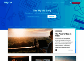 blog.myvr.com