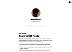 blog.namangoel.com