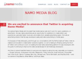 blog.namomedia.com