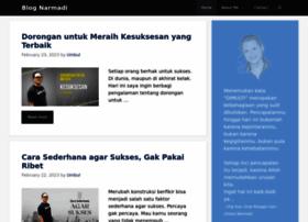 blog.narmadi.com