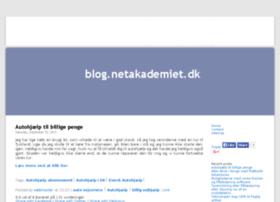 blog.netakademiet.dk