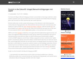 blog.netways.de