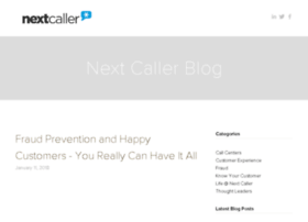 blog.nextcaller.com