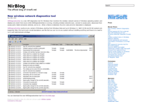 blog.nirsoft.net