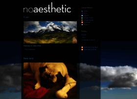 blog.noaesthetic.com