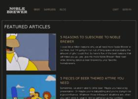 blog.noblebrewer.com