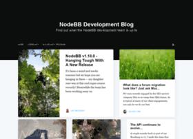 blog.nodebb.org