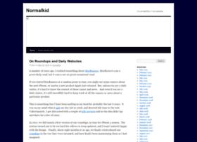 blog.normalkid.com