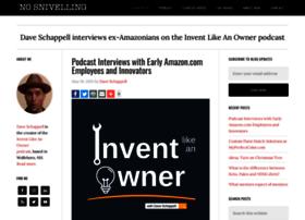 blog.nosnivelling.com