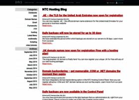 blog.ntchosting.com