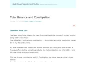 blog.nutritional-supplement-truths.com