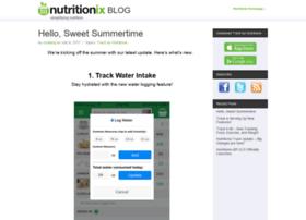 blog.nutritionix.com