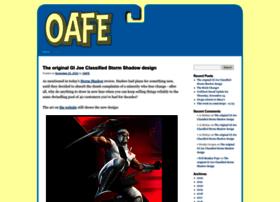 blog.oafe.net