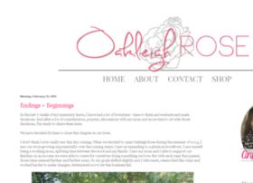 blog.oakleighrosestyle.com
