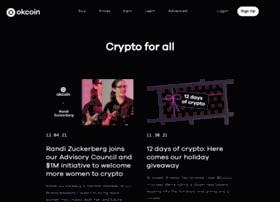 blog.okcoin.com