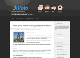 blog.olilolo.com