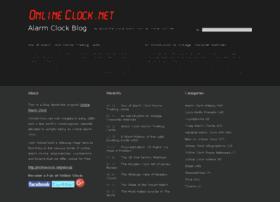 blog.onlineclock.net